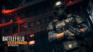 Battlefield Hardline - Betrayal Cinematic Trailer