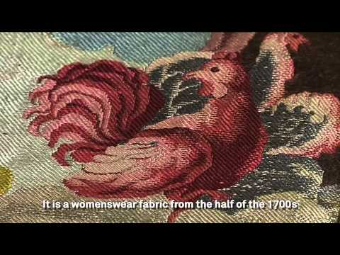 Mille anni di arte tessile a Venezia - One thousand years of textile art in Venice