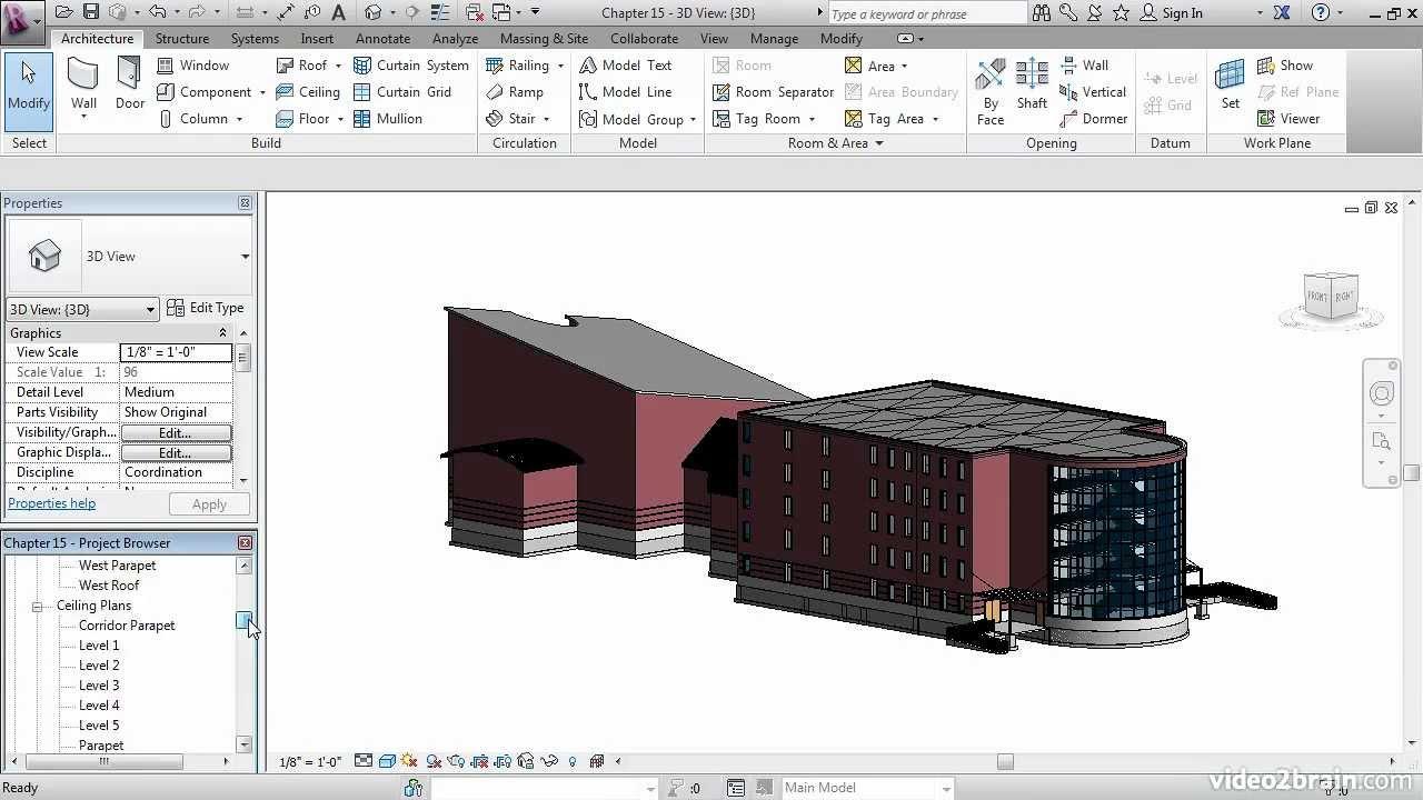 revit architecture 2013 tutorial pdf