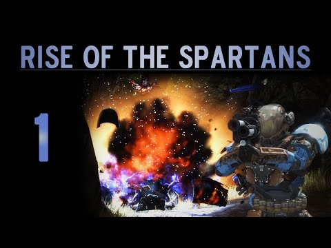 Rise of the Spartans [Part 1] (Reach Machinima)