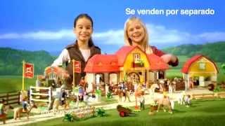 PLAYMOBIL Granja De Ponis (Español)