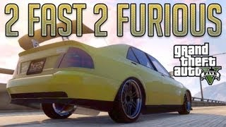 2 Fast 2 Furious Evo (Sultan RS) : GTA V Custom Car Build