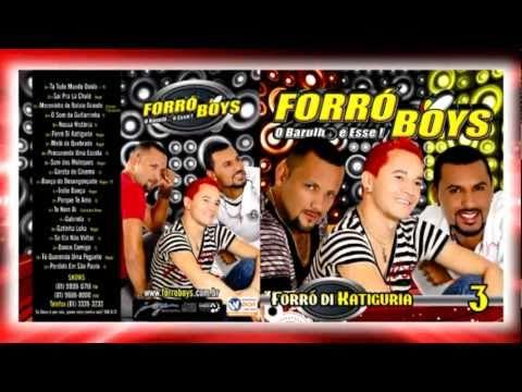 Forró Boys vol.  03 - 05 Nossa História