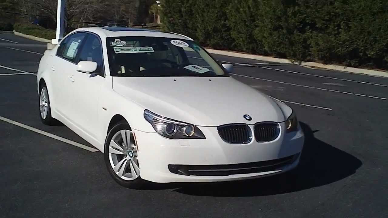 2009 Bmw 528i Five Star Chevrolet Used Cars Florence