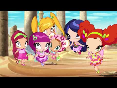 Winx Club Season 6 Ep8 Attack of the Sphinx Part 2 HD