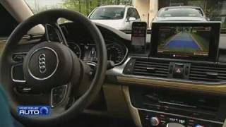 Audi A6 (2011/12) vs. BMW 5er (Vergleich) videos