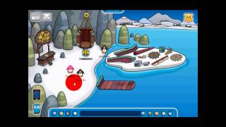 Club Penguin-Avoir Le Puffle Marron