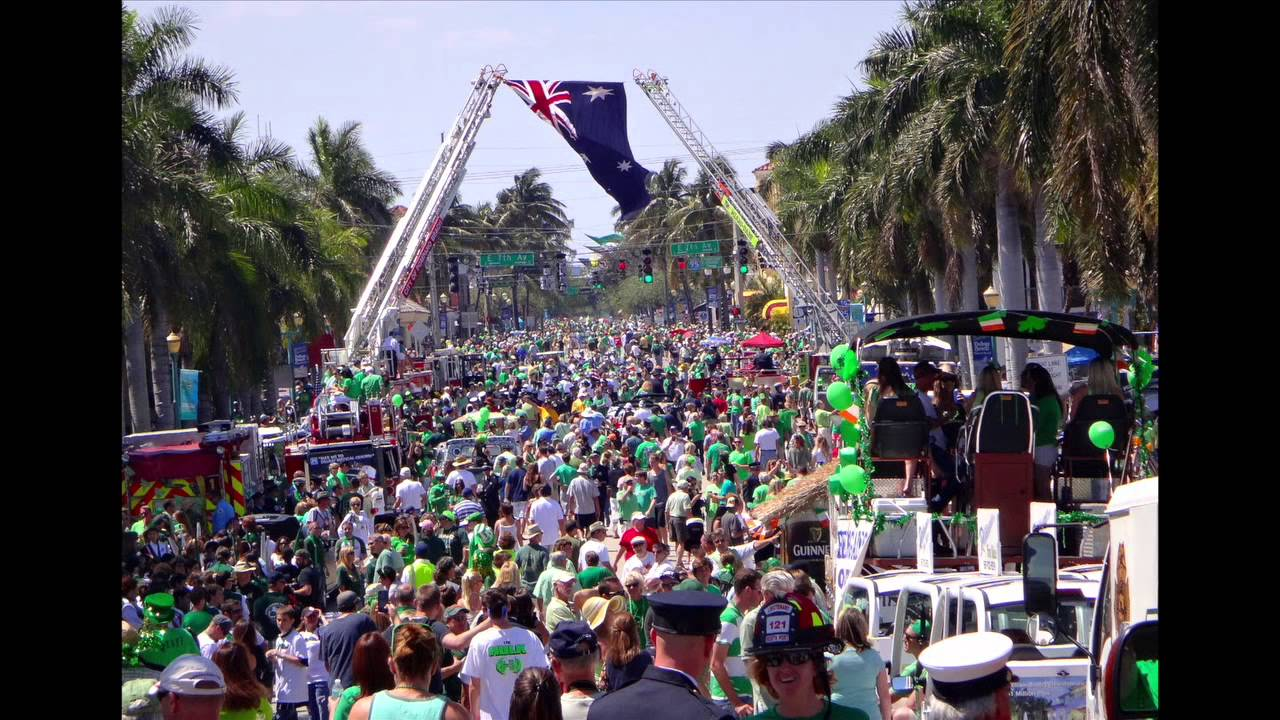Delray Beach St Patrick S Day Parade