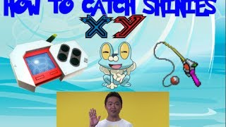 How To Catch Shiny Pokemon In X And Y (Pokeradar,Chain