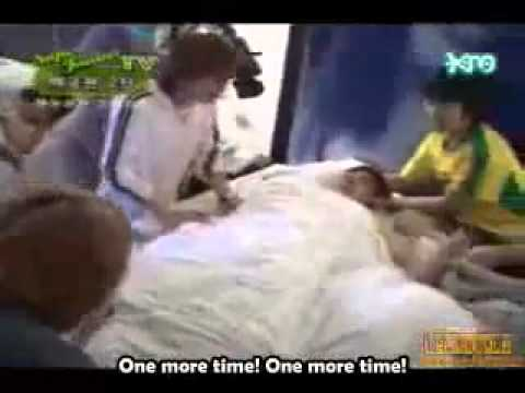 super junior waking up part 4 [eng sub]