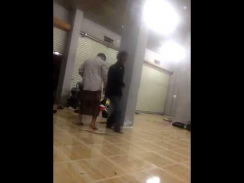 لعب رجالي سعيد البهمه وخليل علي عبادي في زفاف م...