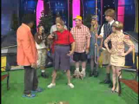 Sunshine Remix  Campamento del Padrastro Pepe  Viroldo se liga a la gringa   WAPA tv