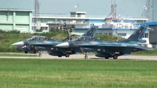 松島基地航空祭2010 ~F-2 模擬対地射爆撃 AGG~