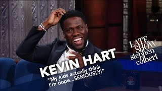 Kevin Hart Says You Shouldn't Do Drugs Unless It's With Snoop Dogg