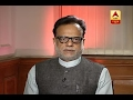 GST will not lead to inflation, says Financial Services Secretary Hasmukh Adhia to ABP New