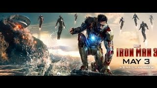 Demir Adam 3 Iron Man 3 (2013) Kamera Arkası