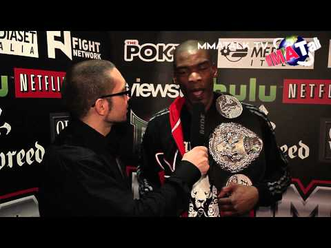 Jamaine Facey knocks out Jordan Wright at UCMMA 33