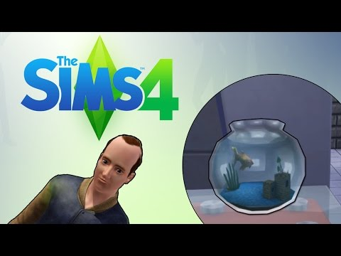 The Sims 4 - The Adventures Of Borris - Borris' Goldfish! [8]
