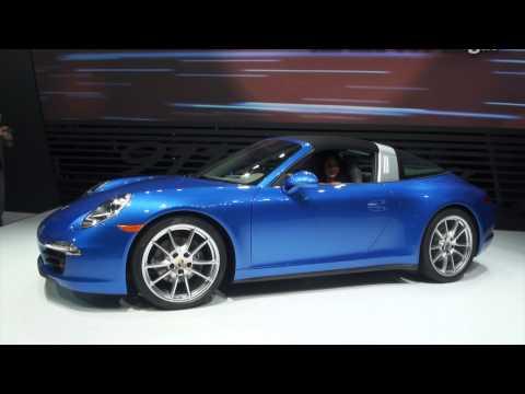 911 Targa Roof Animation Porsche 911 Targa Roof Opening