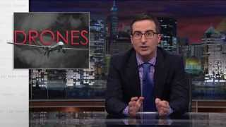 John Oliver: Drones, Appealing Cheap and Increadably Deadly
