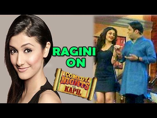 Comedy Nights with Kapil: Kapil Sharma takes lessons from Ragini Khanna