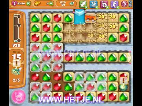 Diamond Digger Saga level 151