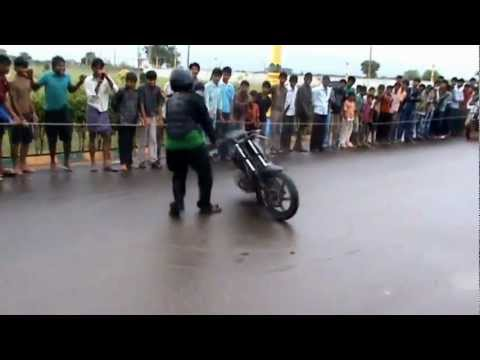 SPGs STUNT SHOW @ NELLORE PORT CITY