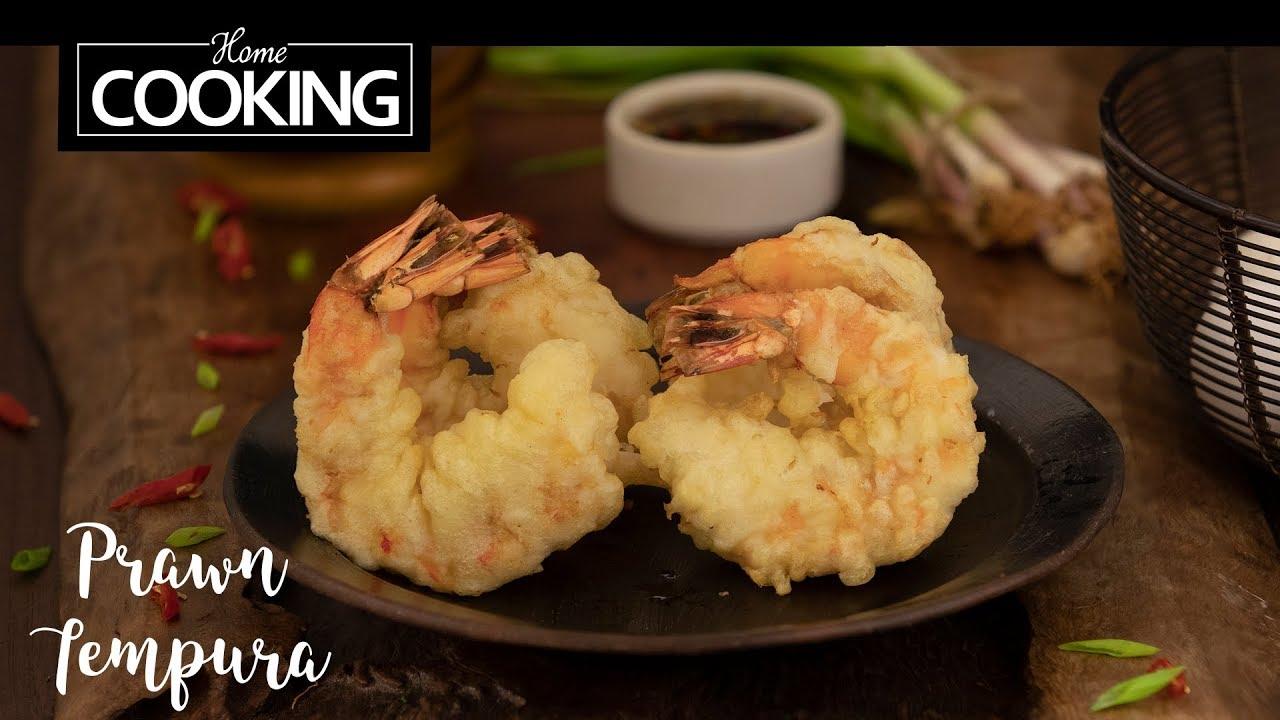 Prawn Tempura   Prawn Recipes   Shrimp Tempura