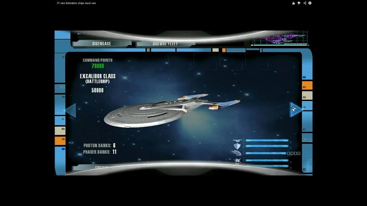 star trek future starship - photo #3
