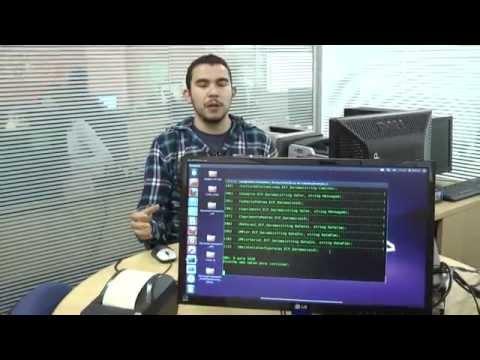 DDChannel 9 - #202 - Comunicação com Linux - ECF