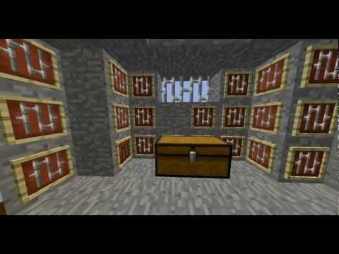 Minecratf Machinima - O estrupador