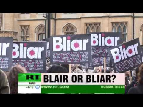 The Listening Post - Media coverage of the UK's Iraq war inquiry - Part 1