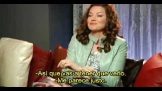Lucy Lawless Se Desnuda Para Spartacus (subtitulado