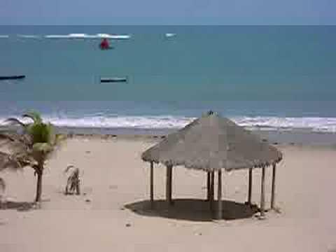 Praia do Coqueiro - Delta do Parnaíba - Piauí