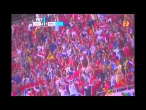 Selección Mexicana, Christian Martinoli Y Mucho Oribe Peralta