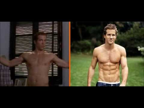 Celebrities transformations BEFORE & AFTER The rock, Mel Gibson, Jason Statham, Zyzz, etc