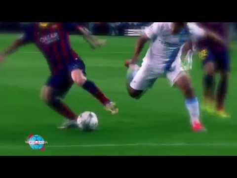 Lionel Messi - Best Goals and Assists | 2013-2014