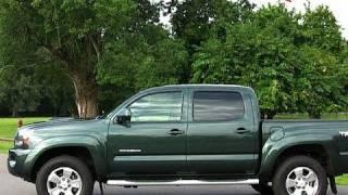 2009 Toyota Tacoma Double Cab V6 4X4 videos