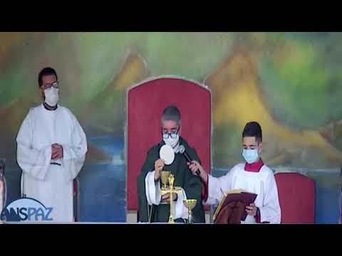 Santa Missa | 11.07.2021 | Domingo | Padre Robson Antônio | ANSPAZ