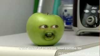 Annoying Orange Teenage Mutant Ninja Apple [VOSTFR] (HD