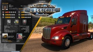 American Truck Simulator - Játék jellemzők