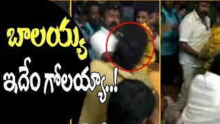 Special Focus : Balakrishna Attitude turns Head-ache for T..
