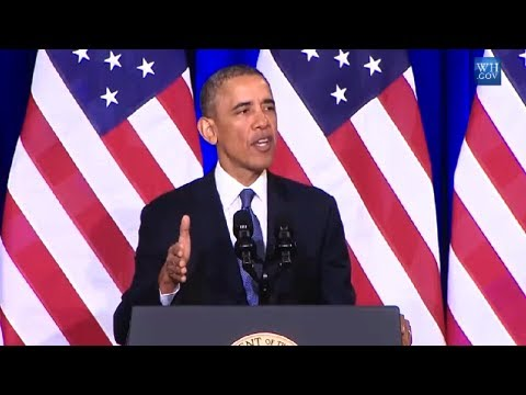 Obama's Complete NSA Reform Speech