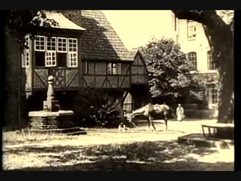 Nosferatu (1922) - Full Movie - Organ Improvisation (Mathias Rehfeldt)