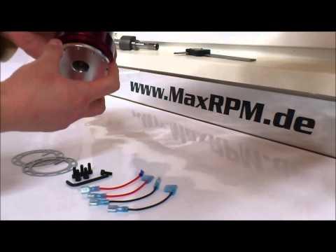 ClickOn Lenkrad Schnellverschluss von MaxRPM