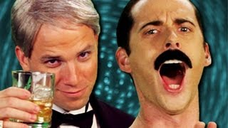 Frank Sinatra Vs Freddie Mercury Epic Rap Battles Of
