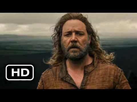 Noah Noé Trailer en Español Latino HD Russell Crowe, Anthony Hopkins