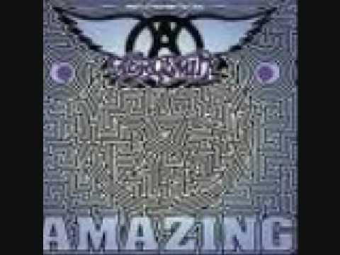 Aerosmith Amazing Lyrics Youtube