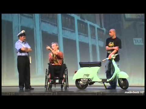 """Aldo Giovanni e Giacomo - ANPLAGGHED AL CINEMA - """"Nel Quartiere"""""""