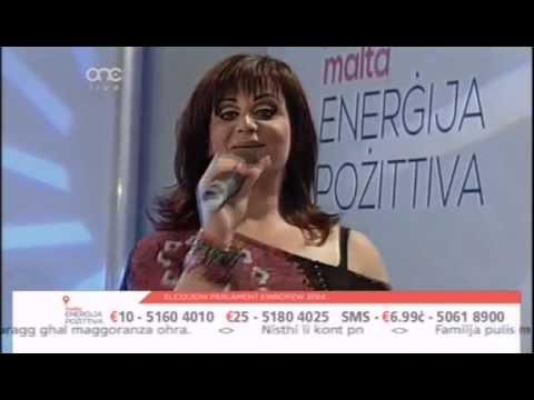 Tony Gauci Medley - Ina Robinich on ONE TV